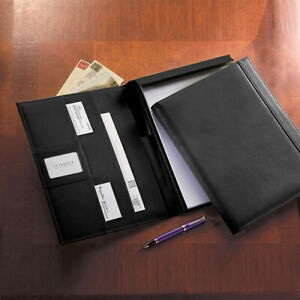 Levenger Leather Tyler Folio Letter