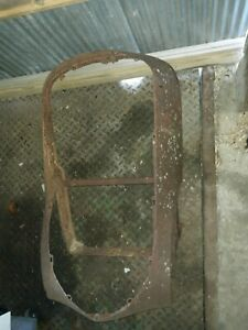 1930s Mopar Grill Shell And Radiator Support Or Rat Rod