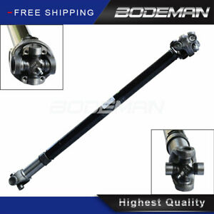 39 1 2 New Front Prop Drive Shaft Assembly For 1998 2002 Jeep Wrangler Tj 6 Cyl