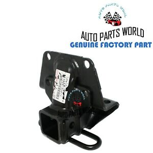 Genuine Oem Toyota 03 20 4runner Pintle Trailer Hook Support Tube 51909 35011