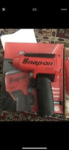 Snap On Tools Mg325 3 8 Super Duty Air Impact Wrench Gun Excellent Lite Use Usa