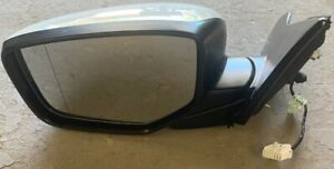 2013 2014 2015 Honda Accord Driver Left Side Mirror 76250 T2f A110 M6 Oem