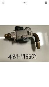 Wascomat 487193509 Dryer Valve td Gas 120v