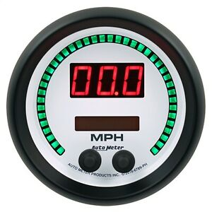 Autometer 6789 Ph Phantom Elite Digital Speedometer