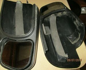 2001 2006 Towing Mirrors Extension Set Drivers And Passengers For Gmc Chevy
