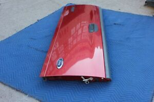99 07 F250 F350 97 03 F150 Fleet Side Tailgate Tail Gate Assembly Oem Excellent