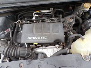 6 Speed Chevy Manual Transmission From 2012 Sonic Turbo 154 040 Miles