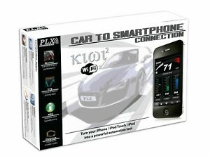 Plx Devices Kiwi 2 Wifi Car To Smartphone Connection New