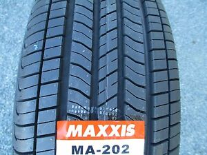 4 New 185 65r14 Inch Maxxis Ma 202 All Season Tires 1856514 185 65 14 R14 65r