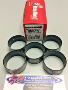 Dura Bond Gmp 12t Chevy Bow Tie Big Block 2 120 Bore Coated Cam Bearing Set