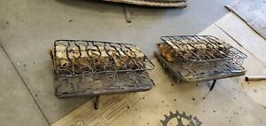 1939 1940 Ford Coupe Back Seat Frames Jump Or Opera Seats