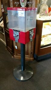 New Vendesign 4 In 1 Candy Vending Machines Photo Is Of A Used Machine