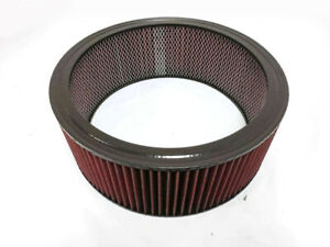 Universal Washable 14 X 5 Round High Flow Air Cleaner Filter Element 14 X 5
