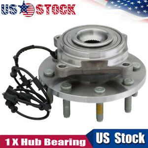 For Ram 2500 3500 2012 2013 Front Wheel Bearing And Hub Assemblies 4wd 515148