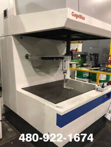 2006 Zeiss Gagemax 7 5 5 Dcc Coordinate Measuring Machine Cmm