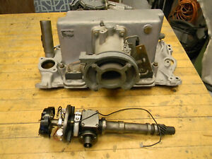 1960 61 Corvette Fuel Injection Unit 7017320 Serial 2601