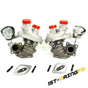 Twin Turbos 0469 0470 For 2013 2016 Ford F 150 Transit Expedition Navigator 3 5l