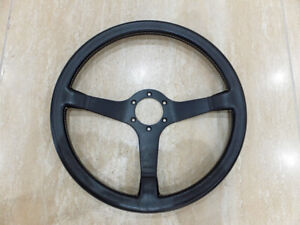 Ferrari 512bb 84 Year Testarossa 88 Year Original Momo Steering Wheel 03 88