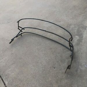 Vintage 1960s Mg Midget Stow Away Folding Car Top Frame