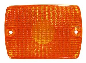 Fits Jeep Wrangler Yj 1987 1993 Amberwhite Lights Parking 56001378