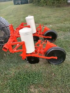 Allis Chalmers 2 Row Planter Great Shape Can Ship 225 Flat Rate