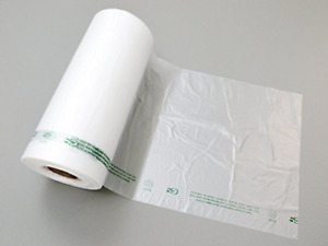 Plastic Bag clear Hdpe Produce Rolls 10x15 11 Mic 0 44 Mil 3500 Bags case