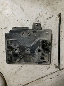 2007 2014 Chevrolet Silverado 2500 Hd Battery Tray Left Fender Side Support