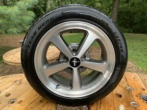 1994 2004 Mustang Mach 1 Wheels With New Pirelli Tires