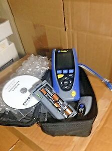 Ideal Networks navitek Ii 1g Net Tester 5e 6 6a 7 With Remote 1 copper