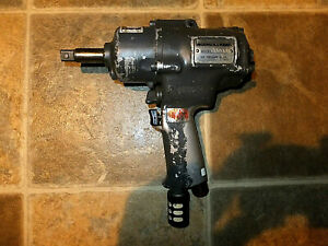 Ingersoll Rand Power Pulse 1100p 1 2 Impact Wrench Nutrunner Made In Japan