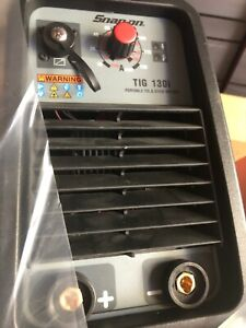 Snap on 130i Tig Welder new In Box Never Used