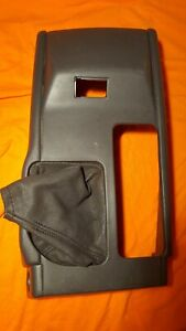89 95 Toyota Truck Pickup 4wd Automatic Floor Shifter Console With Boot Gray Oem