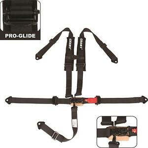Grant 5 Point Safety Harness W Pads Black 2 Straps 2105
