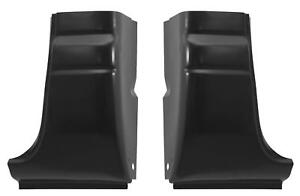 Cab Corner Panel Dodge Ram 94 01 1500 94 02 2500 3500 2 Door Standard Cab Pair