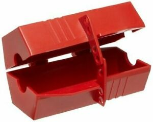 Brady Polypropylene Plug Lockout For 220v Plugs