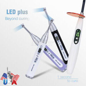 Woodpecker Style Dental Wireless Led Curing Light Lamp Led b pro105 4 Types