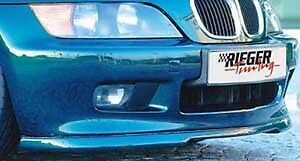 Bmw Z3 Genuine Rieger Infinity Style Front Spoiler Lip 4 Cylinder Engines Only
