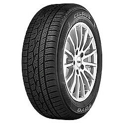 Toyo Celsius Cuv 265 70r17 115s 129910 Set Of 4