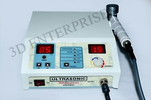Professional Letest Ultrasound Therapy Machine For Pain Relief 1mhz Uts101uu1