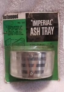 Vtg Imperial Ashtray Car Auto Hollywood Accessories Chevy Gm Buick 1940s 1950s