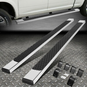 For 09 20 Dodge Ram Truck 1500 2500 Crew Cab 5 side Step Nerf Bar Running Boards