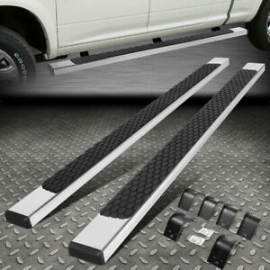 For 09 18 Dodge Ram Truck 1500 2500 Crew Cab 5 Side Step Nerf Bar Running Boards