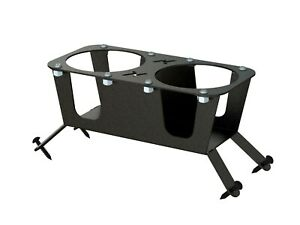 Transmission Tunnel Or Floor Mount Premium Cup Holder Zno Racing