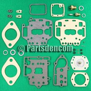 Carburettor Repair Kit Fits Mikuni Solex Side Draft Models 40phh 44phh Carby