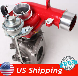 For Mazda Mazda 3 6 Cx 7 2 3l Mzr Disi K0422 582 Turbo Charger Red Housing