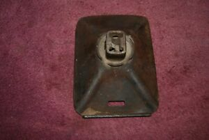 1940 48 Ford Chevrolet Buick Lincoln Bumper Jack Cast Iron Base Assembly