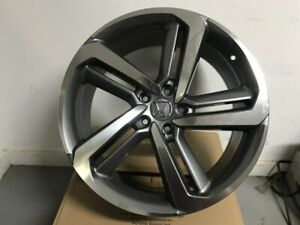 19x8 5 Grey Accord Sport Style Wheels Fits Honda Crv Civic Si Hybrid Lx