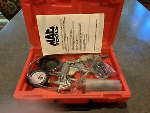 Mactools Mac Tools Mv4000m Automotive Tester Test Kit Nib