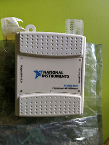 National Instruments Usb 6525 Digital I o Relay Card Ni Daq 8ch Ssr 8ch Di