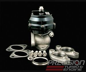 Precision 085 1000 39mm External Waste Gate Black Pte Turbo Boost All Springs